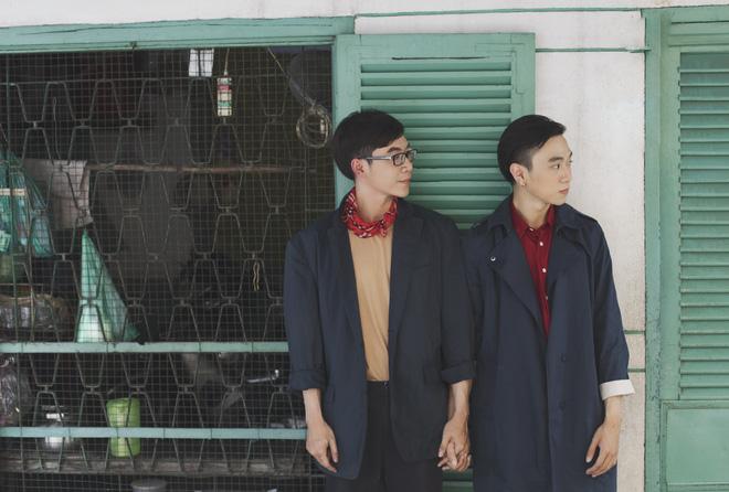 Bộ ảnh đồng tính khiến người xem thổn thức vì quá đẹp - Ảnh 11.