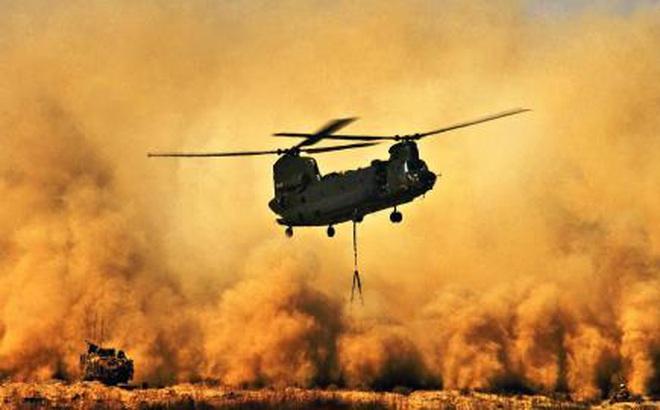 Mỹ nâng cấp trực thăng CH-47 Chinook thành cụ ông 100 tuổi