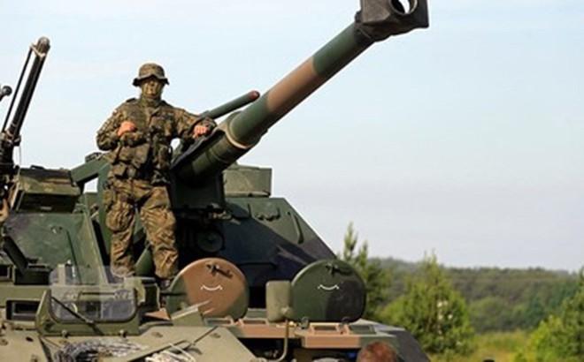 """NATO không """"đủ đô"""", EU lập liên minh quân sự riêng"""