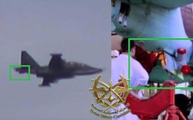 Máy bay cường kích Su-25SM3 Nga ồ ạt trở lại Syria để làm mù tên lửa địch