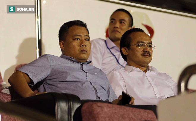 Xin từ chức, Trưởng BTC V-League vẫn được giữ lại với 100% phiếu đồng ý