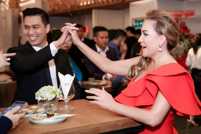 Việt Anh bất ngờ lên tiếng về tin đồn tình cảm với Bảo Thanh - Ảnh 6.