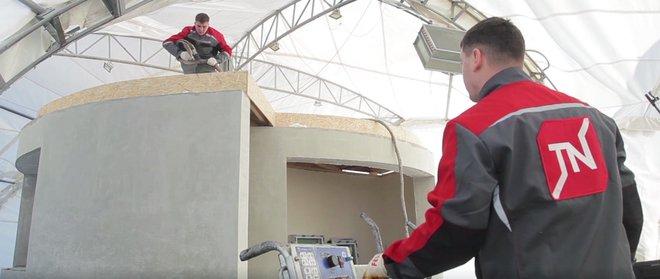 Ngôi nhà 250 triệu xây trong 24 giờ nhờ một chiếc máy in - Ảnh 6.