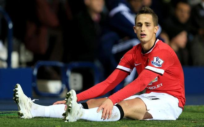 """""""Cựu thần đồng"""" Adnan Januzaj chính thức rời Man United đến La Liga"""