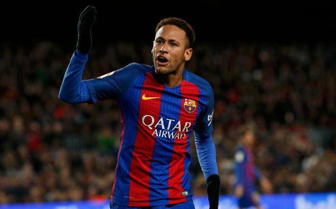 """Mê đắm """"Tứ đại gia Premier League"""", Neymar muốn đến xứ sương mù"""