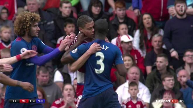Mourinho nói gì khiến Middlesbrough và Man United lao vào ẩu đả với nhau? - Ảnh 2.