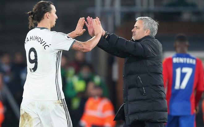 Ẩn ý đằng sau chuyện Mourinho ban đặc ân cho Ibrahimovic