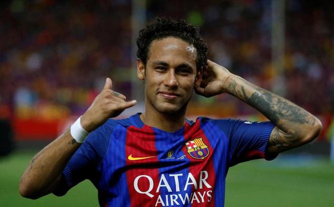 Neymar phũ phàng dập tắt mọi cơ hội của Man United