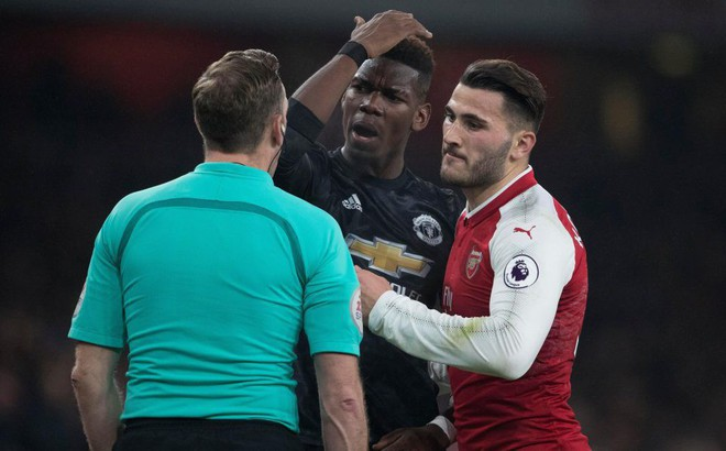 Vì sao Man United chưa kháng cáo thẻ đỏ của Paul Pogba? - Ảnh 1