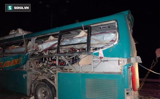 Hiện trường vụ nổ xe khách khiến 2 người tử vong ở Bắc Ninh