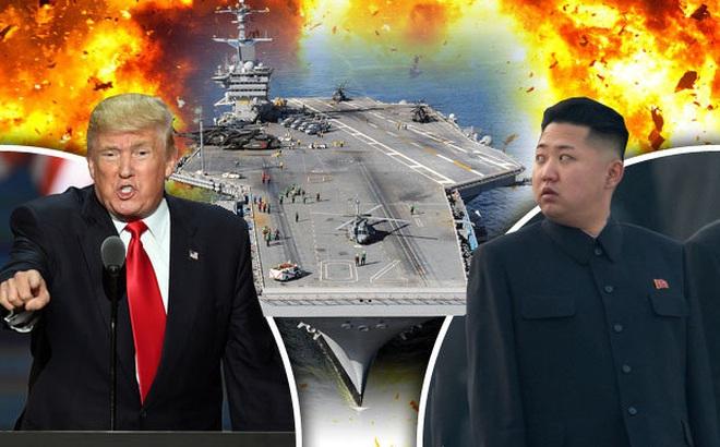 """Kết quả hình ảnh cho Kim Jong-un đang muốn ký """"Hiệp định Hòa bình"""" với Trump"""