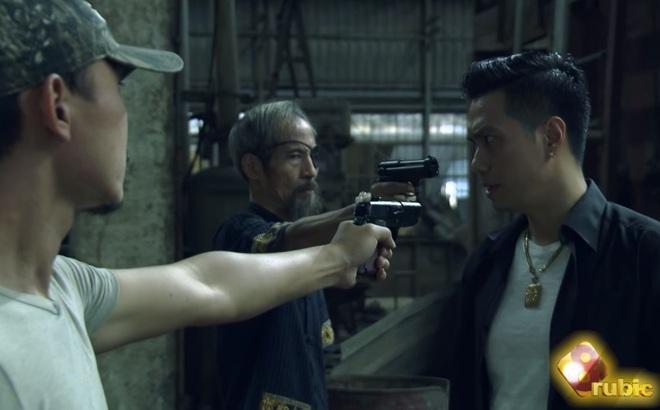 """""""Người phán xử"""" tập 39: Phan Hải bị Thế Chột bắt, Lương Bổng xin nghỉ"""