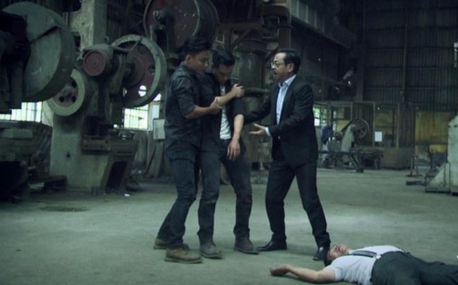 """""""Người phán xử"""" tập 39: Lê Thành gọi Thế Chột là bố, Phan Hải nguy cơ tàn phế"""