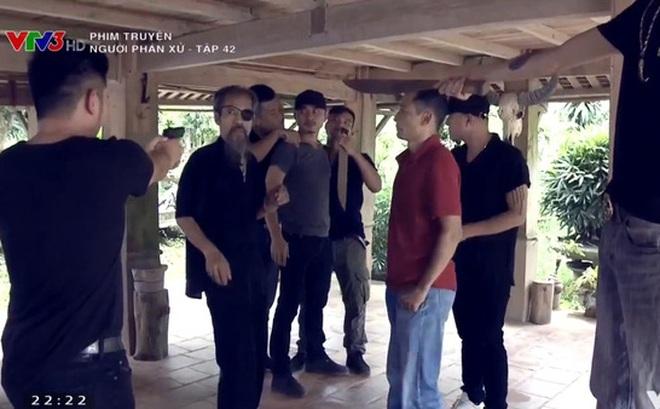 """""""Người phán xử"""" tập 42: Thế Chột bị đàn em coi như cỏ rác, Phan Thành cảnh cáo vợ ông trùm"""