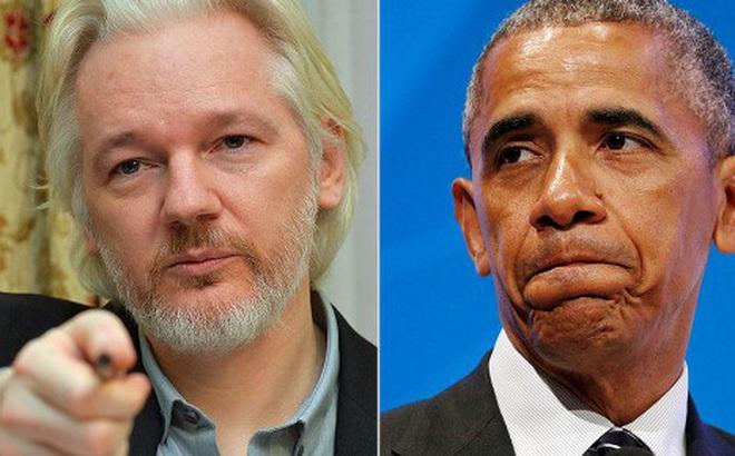 """WikiLeaks tung tiền đổi lấy thông tin Nhà Trắng """"phá hoại lịch sử Mỹ"""""""