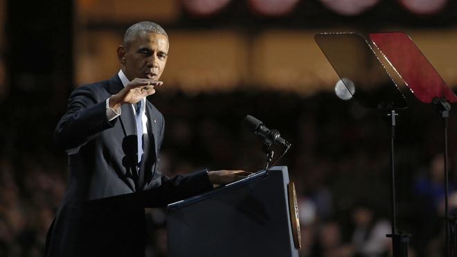 Chuyên gia VN đánh giá rất cao vì một từ được nhắc 20 lần, nói hết đắng cay của Obama - Ảnh 2.