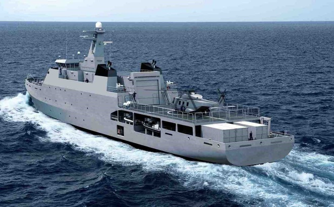 Cảnh sát biển Việt Nam sẽ được tăng cường 12 tàu tuần tra hiện đại