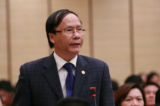 Thiếu tướng Đoàn Duy Khương nêu lý do chưa thể khởi tố vụ án tập đoàn Mường Thanh - Ảnh 1.