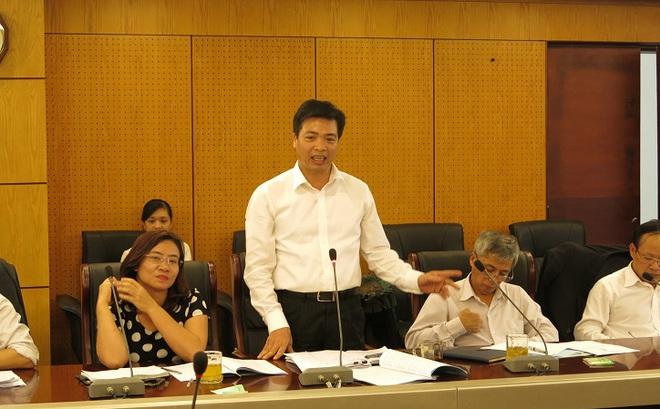 Vụ trưởng Tổ chức cán bộ khẳng định bổ nhiệm Cục phó Nguyễn Xuân Quang là đúng quy trình