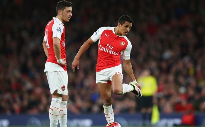 """Thành Manchester đồng loạt ra tay, Arsenal sắp mất cặp """"Triển Chiêu - Công Tôn Sách"""""""