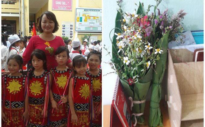 Lời nhắn và món quà của cậu bé người H'Mông khiến cô giáo bất ngờ, xúc động