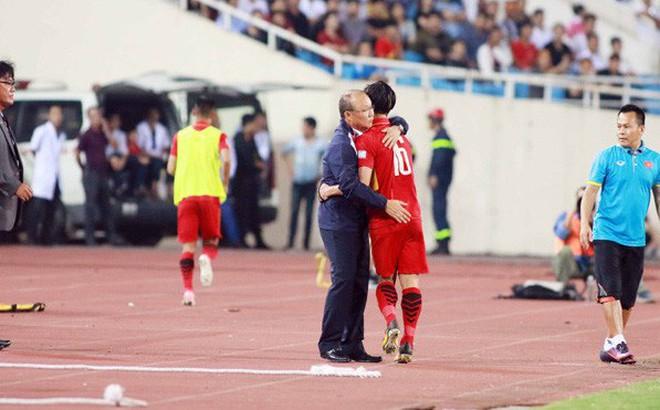 HLV Triệu Quang Hà: 'Có nhiều thời gian, HLV Park Hang Seo sẽ xây dựng lối chơi đa dạng'