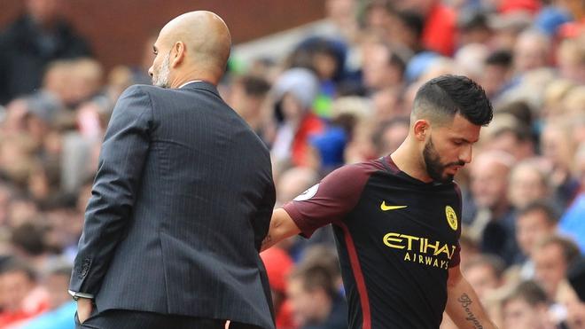 Pep Guardiola sẽ còn khốn khổ vì Sergio Aguero! - Ảnh 4.