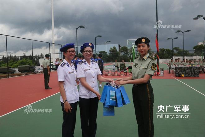 Báo Trung Quốc quan tâm tới chuyến thăm của tàu CSB 8004 Việt Nam - Ảnh 8.