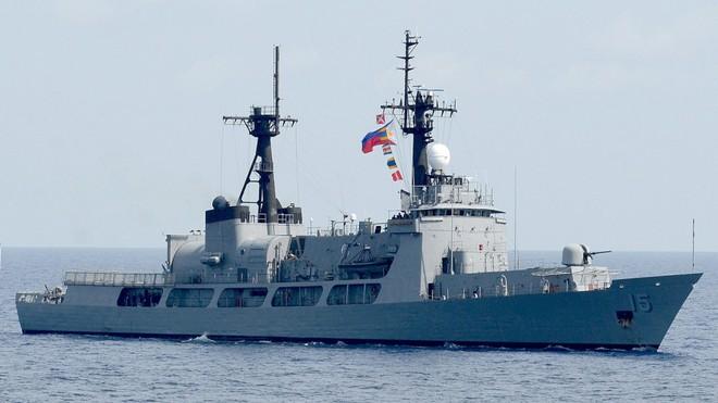 Tàu tuần tra Hamilton có thể nâng cấp thành khinh hạm với đầy đủ sức mạnh? - Ảnh 1.