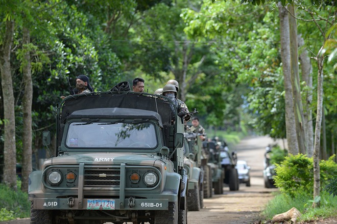 Philippines đã triển khai những vũ khí nào chống phiến quân thân IS? 8