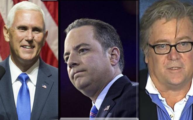 Ai là người quyền lực nhất phía sau Donald Trump?