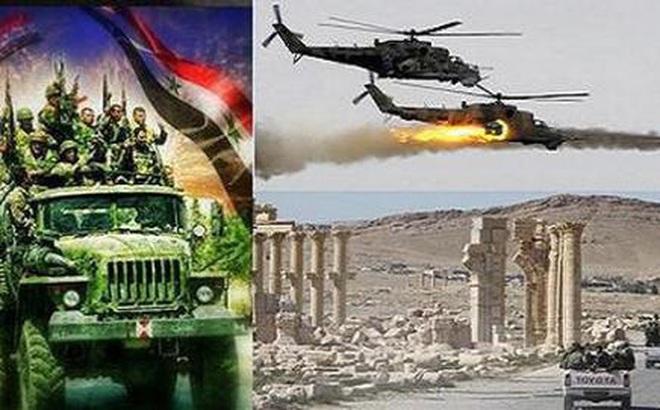 Quan điểm sai lầm: Palmyra là nơi dụ IS vào chảo lửa
