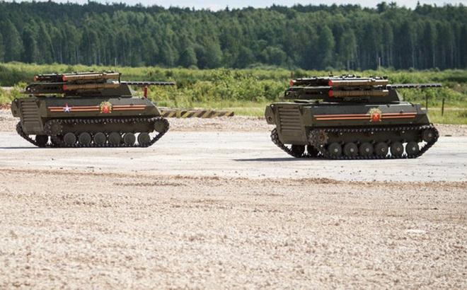 Tiết lộ vũ khí mới sắp được Nga thử nghiệm tại Syria