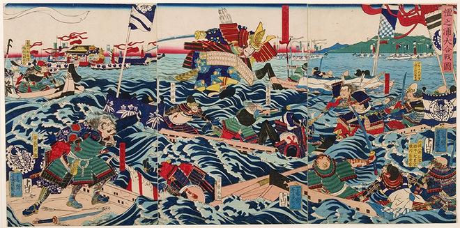 Minamoto Yoshitsune - Dũng tướng huyền thoại, nổi tiếng bậc nhất Nhật Bản - Ảnh 5.