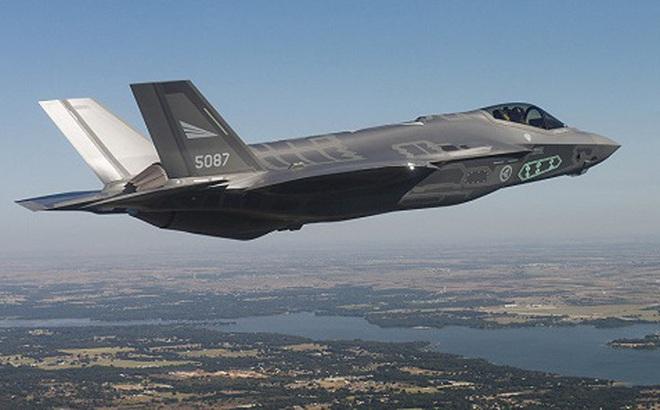 Tiêm kích F-35 Mỹ tới Nhật Bản tác chiến lần đầu tiên ở nước ngoài