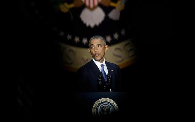 Toàn văn bài phát biểu chia tay của Tổng thống Mỹ Barack Obama - Ảnh 8.