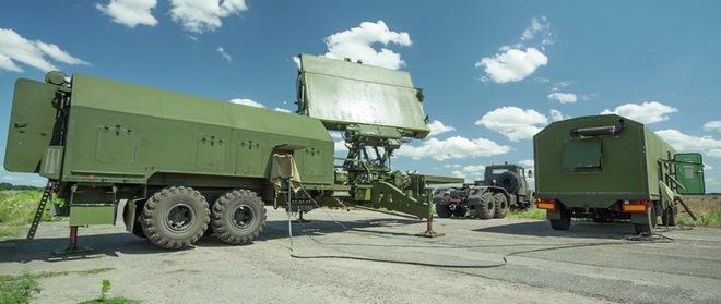 Thành công ở Việt Nam, chuyên gia Ukraine tự hào với khí tài săn máy bay mới - Ảnh 1.