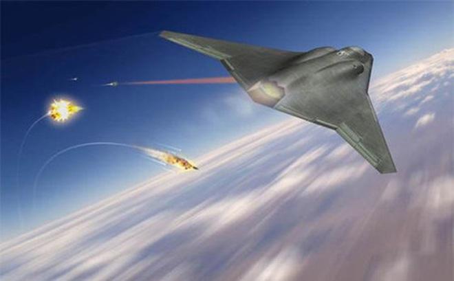 Mỹ phát triển hệ thống phòng thủ bằng tia la-de cho máy bay quân sự
