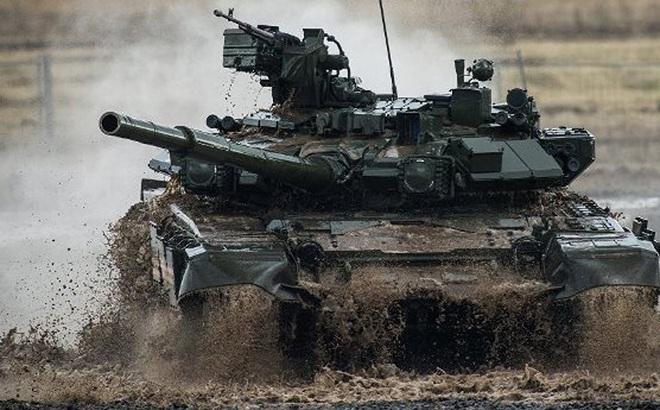 """Nga """"tàng hình"""" phương tiện chiến đấu bằng vật liệu độc nhất vô nhị"""