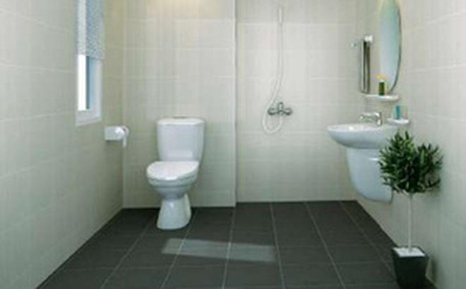 Chẳng tốn bao nhiêu tiền mà nhà vệ sinh không hôi đến tận 2 tháng