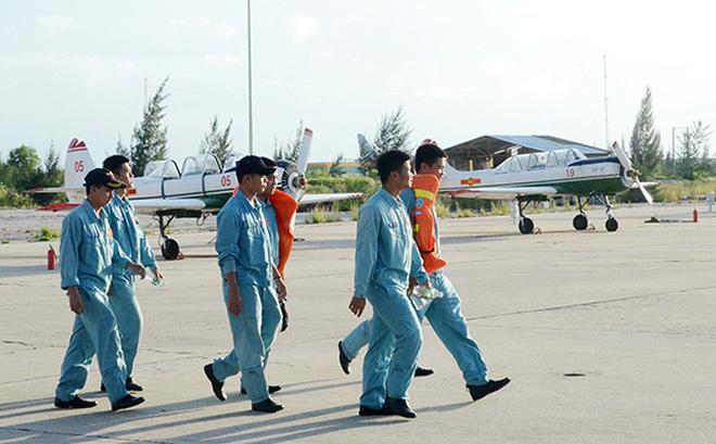 """Khát vọng và trách nhiệm của các học viên bay """"9X"""""""