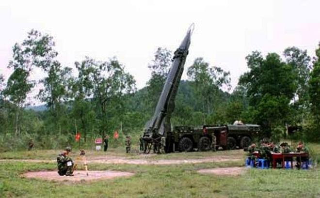 Việt Nam sản xuất nhiên liệu tên lửa cấp chiến lược