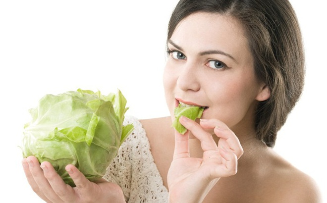 Giảm cân bằng bắp cải: Kết quả ngạc nhiên chỉ sau 2 tháng