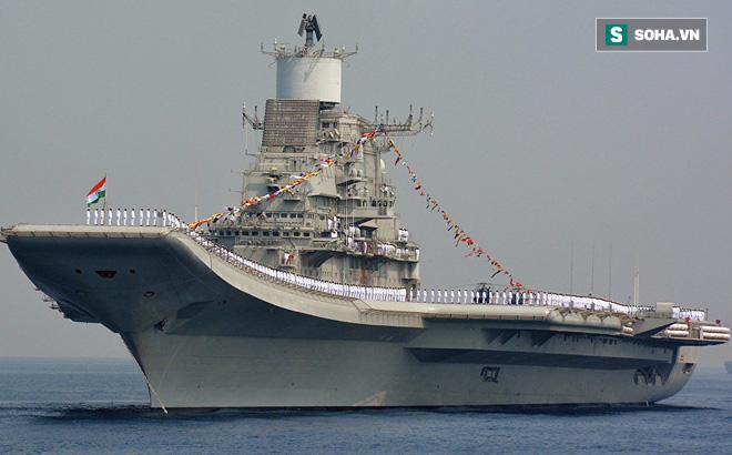 HQ Ấn Độ muốn năm 2020 kiểm soát Ấn Độ Dương, chặn ...
