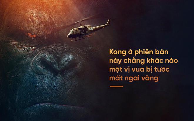 Kong - Vị vua không ngai và màn trình diễn buồn ngủ của Tom Hiddlestone trên Đảo Đầu Lâu - Ảnh 3.