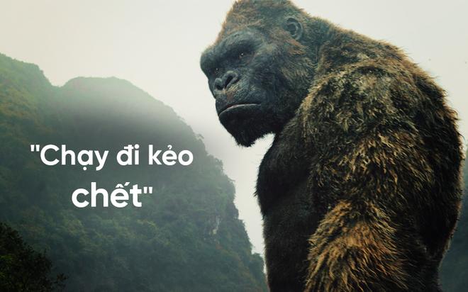 Kong - Vị vua không ngai và màn trình diễn buồn ngủ của Tom Hiddlestone trên Đảo Đầu Lâu - Ảnh 2.