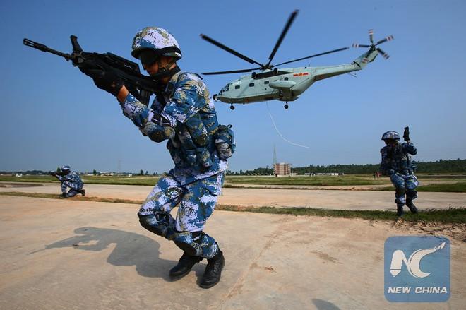 Vì sao Trung Quốc cắt giảm lục quân, tăng cường hải quân và thủy quân lục chiến? - Ảnh 1.