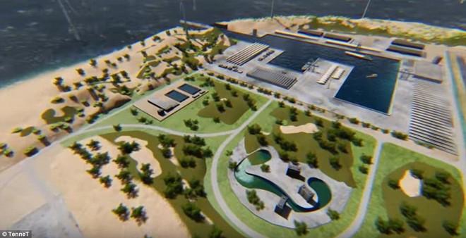 Chi mạnh tay 1,3 tỷ USD, châu Âu xây pháo đài năng lượng sạch cho 80 triệu dân - ảnh 1