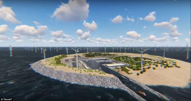 Chi mạnh tay 1,3 tỷ USD, châu Âu xây pháo đài năng lượng sạch cho 80 triệu dân - ảnh 2