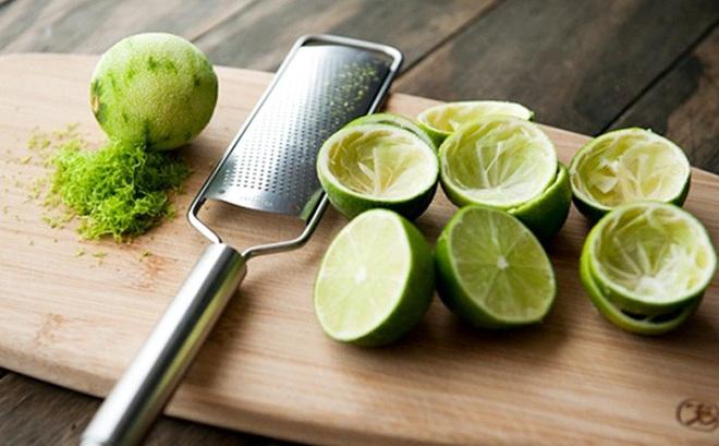 Cách chữa hôi miệng tại nhà bằng vỏ chanh cực hiệu quả